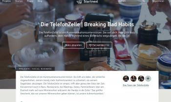 Die TelefonZelle | Breaking Bad Habits